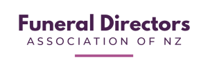 Proud members of the Funeral Directors Association of New Zealand